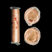 2012 L Canada Cent - 50 Uncirculated Pennies - Shrink-wrap Roll