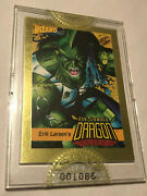 Wizard Trading Cards 1992 Eric Larsen's The Savage Dragon Limted Edition Card