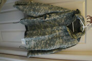 Army Acu Ecwcs Gen Goretex Top Med Reg Jacket Cold Liner Extreme Cold Wet