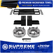 3.5 Full Front And Rear Lift Kit For 2004-2008 Ford F-150 4wd New Lift Blocks
