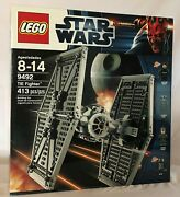 Lego 9492 - Star Wars - Tie Fighter - New In Factory Sealed Box