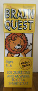 Brain Quest Kindergarten Revised 4th Edition 300 Questions And Answers To Get...