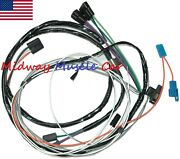 Auto Trans Center Console Extension Wiring Harness 69 1969 Olds Cutlass 442 F85