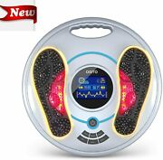Osito Foot Massager Machine - Feet Legs Circulation Devices Using Ems And Tens