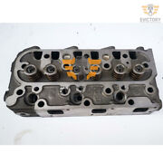 New Tested Kubota D905 Cylinder Head With Gasket For B1700t Bx2200d Bx23lb
