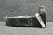 1250830-29 / 1250846-1 Cessna T210l Turbo Air Inlet Assy W/ Duct And Filter
