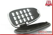 07-09 Mercedes W221 S550 Center Console Phone Control Switch Controller Black