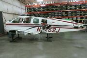 Beechcraft A36 Fuselage W/airworthines Bill Of Sale Data Tag And Log Books