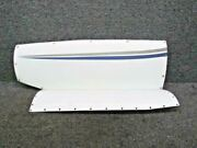 5052020-201 Cessna 421b Door Assy Engine Cowling Lh Outbd Upr And Lwr