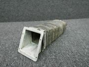 503012-1 / 503006-502 Grumman Aa-1a Lycoming 0-235-c2c Air Duct W/ Adapter