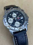 Tag Heuer 200 Meter Chronograph 840.306 1970andrsquos Vintage Watch