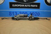 16-18 W205 Mercedes C63-s Amg Steering Gear Rack In Pinion Assembly 2054605201