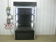 Mtl Cool 45 Open Air Refrigerated 4and039 Multi Deck Display Case Cooler G-air V5
