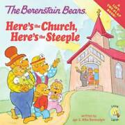 The Berenstain Bears Here's The Church, Here's The Steeple Lift The Fla - Good