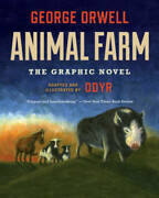 Animal Farm The Graphic Novel - Paperback By Orwell, George - Very Good