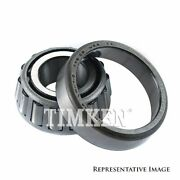 Timken Set105 Tapered Roller Bearing Cone And Cup Assembly