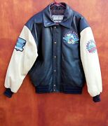 1928 Walt Disney Mikey Mouse Vintage And Very Rare Leather Mens Jacket Size M