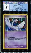 Lugia - 29/115 - Cgc 9 Mint - Reverse Holo - Unseen Forces - 36698