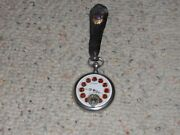 Early 1900and039s Pilgrim .935 Silver Southard Fire Co. Fireman Pocket Watch/badge