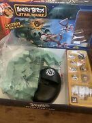 Angry Birds Star Wars Jenga Death Star Game 2012 Hasbro Missing Instructions