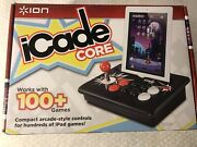 Ion Icade Core Arcade Game Controller For Ipad Fast Free Delivery