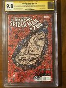 Amazing Spider-man 700 2/13 Cgc 9.8 Ss Stan Lee 12 Signatures Total Wow