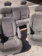 2002 Nissan Quest Rear Seat And Two Middle Seats Used In Great Cond Iition