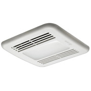 Greenbuilder 100 Cfm Ceiling Bathroom Exhaust Fan With Dimmable Led Light Energ