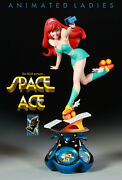 Electric Tiki Archive-space Ace Kimberly Animated Ladies Statue 1 Of 150 Bluth