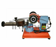 Used 125mm Circular Saw Blade Grinder Rotary Angle Mill Sharpener Heavy Duty Us