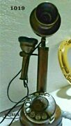 New Antique / Vintage Collectibles Candlestick Telephones Rotary Dial Replica