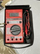 Blue-point Full Auto-range Mt145 Ac/dc Measuring Tester Snap On Parts