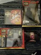 Star Wars Episode 1 Darth Maul Character Collectible With Special Vhs And Set