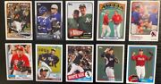 Will Ferrell 2015 Hbo Series Lot Of 10 Baseball Cards. Not Typical Set.