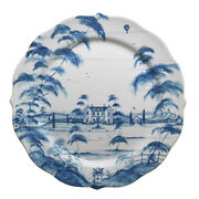 New Juliska Country Estate Delft Main House Charger Plate 34cm
