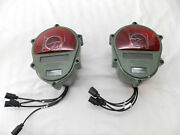 2 New Hummer M35a2 / M35a3, M939,m809, Hmmwv Military Vehicle Tail Lights Led