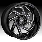 Motiv Offroad 426bm Morph Gloss Black Milled 22x10 8x6.5 -19mm 426bm-2208119
