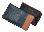 2 Cole Haan American Airlines Empty Amenity Kits Airline Aviation Collectibles