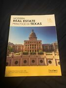 Modern Real Estate Practice In Texas 18th Edition