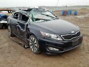 Complete Console Front Floor Us Built Leather Seats Rear Vent Fits 11-13 Optima