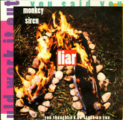 Monkey Siren - Liar Thought I'd Be Stuck On You Cd New Sealed Ships 1st Class