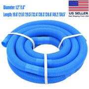 Swimming Pool Pipe Cleaning Hose For Filter Pumps Flexible 1.2/1.4 Diameter Usa