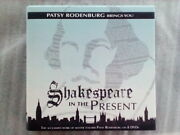Extremely Rare Shakespeare In The Present Dvd Set 2011 With Patsy Rodenburg