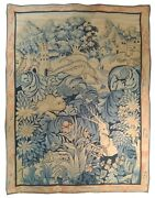 1000 - Very Beautiful Tapestry From The Early Twentieth Century Drawing Cabbage