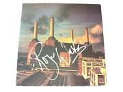 Roger Waters Autographed Signed Pink Floyd Animals Album Jsa Loa Z06571
