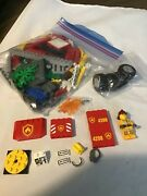 Lego City Fire Truck 4208 Retired Complete