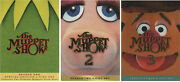 The Muppet Show Complete First Second Third Seasons One Two Three Dvd 1-3 New
