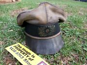 Ww2 German Dak 21and039st Panzer Div Officers Crusher Vet-bring Back Style