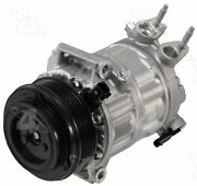 Four Seasons 168397 A/c Compressor For Select 19 Ford Models