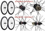 Disc Wheels With Center Lock Hubs Csc Carbon Wheels For Cyclocross Road Bicycle